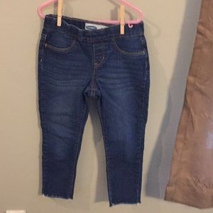 Old Navy crop jeans